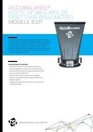 Model 8630PM Room Pressure Monitor  Tsi