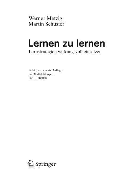 Lernen Zu Lernen 123 Rudolf Steiner Schule Salzburg