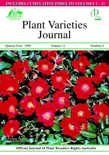 58 Volume 11 Number 4 Ip Australia