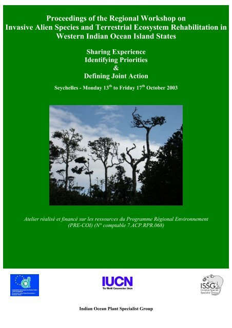 Woody Invasive Species A Regional Assessment Iucn Invasive