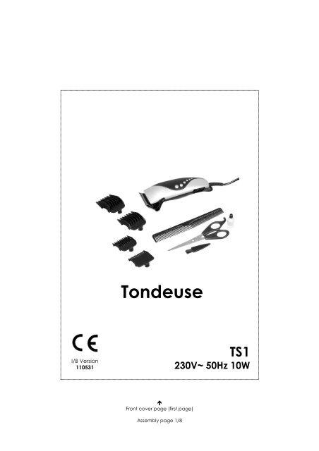 Tondeuse Electro Depot