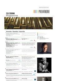 Ode To Jo Jo Is Bmw Philharmonie Luxembourg