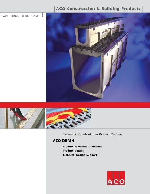Aco Construction Building Products Grating Pacific