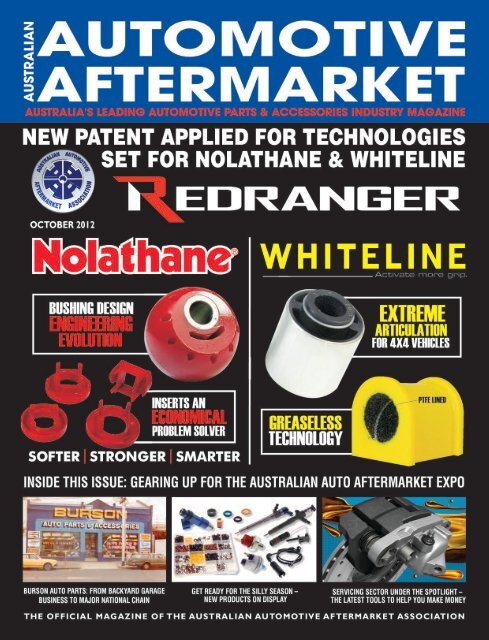 Australian Automotive Aftermarket