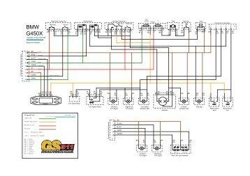 Volvo S40V50 (2004) Electronic Wiring Diagrams