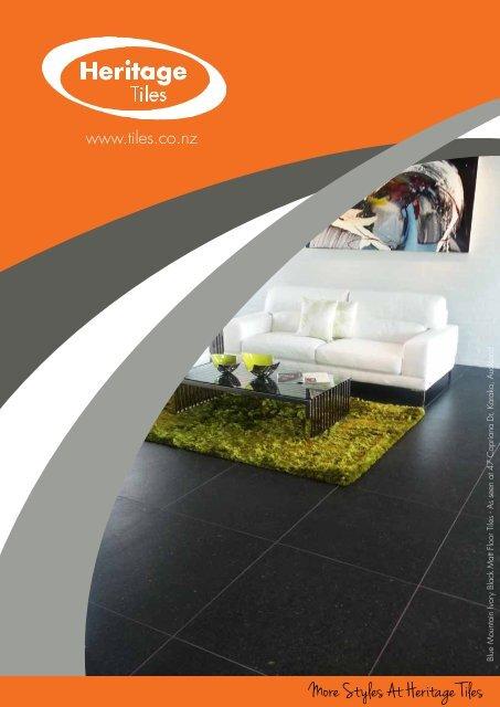 heritage tiles design brochure eboss