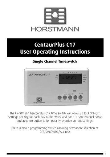 centaurplus c17 user operating instructions horstmann?resize=358%2C507&ssl=1 danfoss randall 3 port valve wiring diagram the best wiring danfoss cp715 wiring diagram at gsmx.co