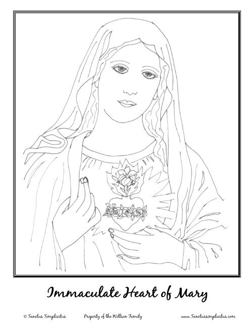 mary coloring pages # 63