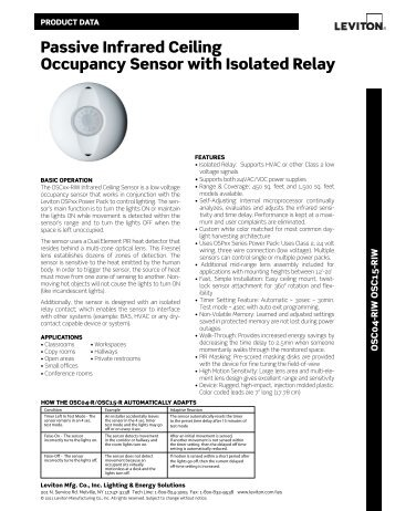 passive infrared ceiling occupancy sensor with isolated relay leviton?resize=357%2C462&ssl=1 leviton ceiling occupancy sensor wiring diagram wiring diagram leviton ceiling occupancy sensor wiring diagram at crackthecode.co