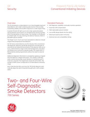 700 series two and four wire self diagnostic smoke detectors?resize\=357%2C462\&ssl\=1 simplex smoke detector wiring diagrams home alarm system wiring Simplex Duct Detector Wiring Diagram at reclaimingppi.co