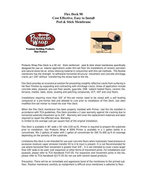 self adhesive vinyl flooring primer
