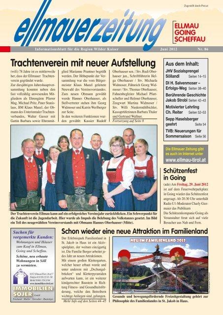 Ellmauer Zeitung Juni 2012 Pdf Ca 17 Mb Ellmau Info