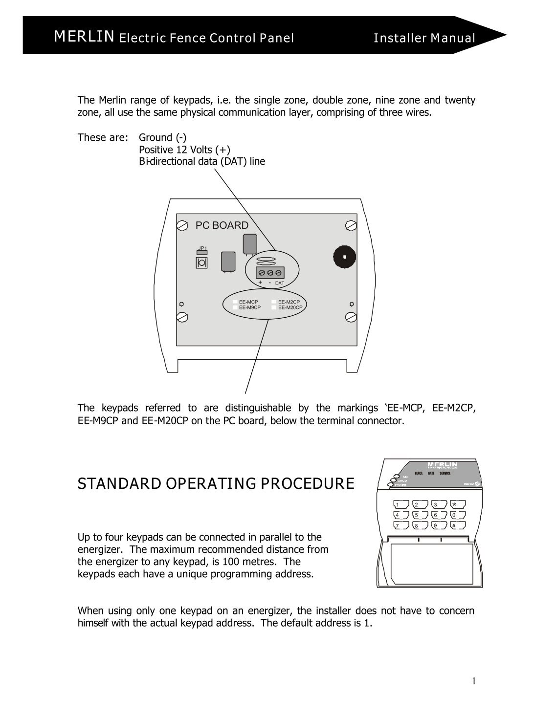Amazing How To Join Electric Fence Wire Pattern - Wiring Schematics ...