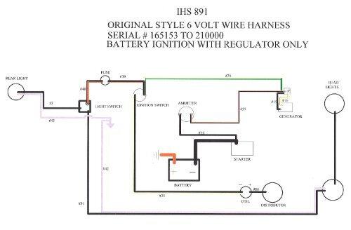 ihs891 wiring harness kit installation diagram  steiner