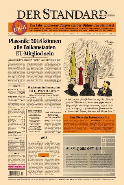 Plassnik 2018konnen Allebalkanstaaten Eu Der Standard