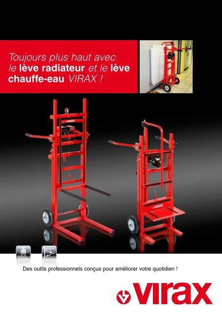 Toujours Plus Haut Avec Le Leve Radiateur Et Le Leve Chauffe Eau Virax