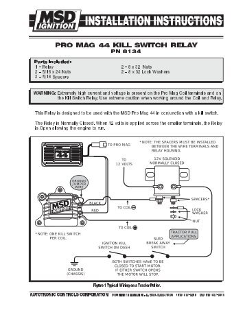 pro mag 44 kill switch relay wiring diagram msd pro magcom?resize=357%2C462&ssl=1 msd wiring diagram the best wiring diagram 2017  at gsmx.co