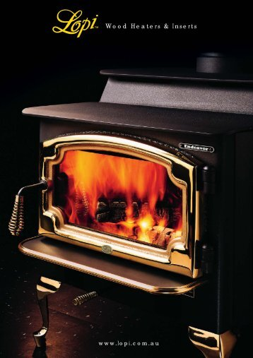 Earth Stove Traditions Manuals