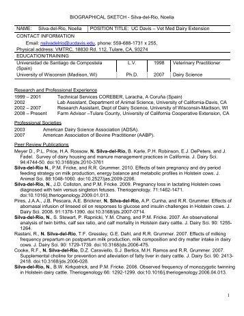 NIH Biosketch Form Yumpu