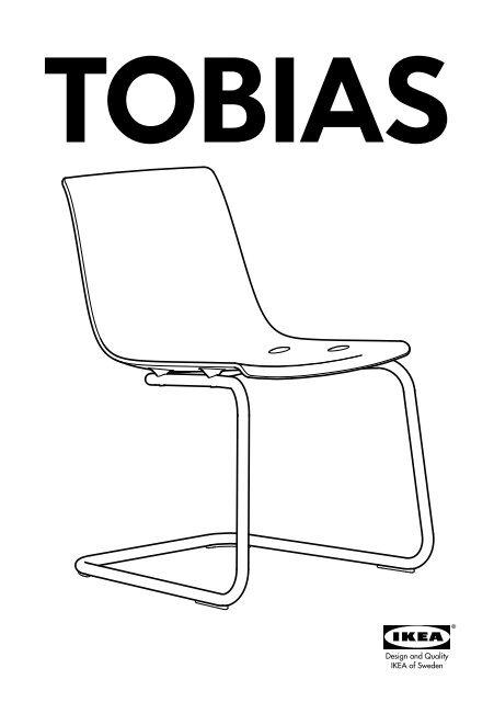Ikea Tobias Chaise 90185320 Plan S De Montage