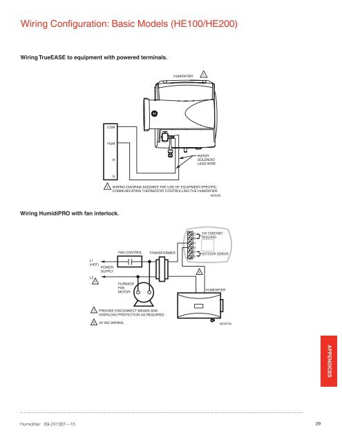 wiring configuration adv