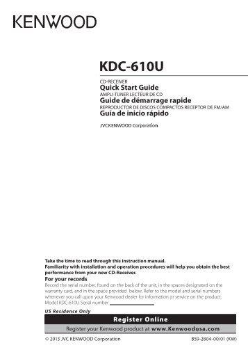 kenwood kdc 610u car electronics englishfrenchspanish operationmanual 2013?resize\\\=357%2C503\\\&ssl\\\=1 wiring diagram kenwood kdc 610u color wiring diagram images kenwood kdc-610u wiring harness at readyjetset.co