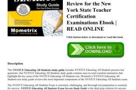 New York State Teachers Exam - 4TW