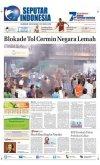 Blokade Tol Cermin Negara Lemah Scraperone