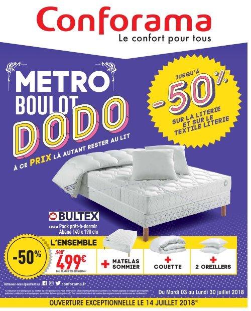 conforama catalogue 3 juillet 30