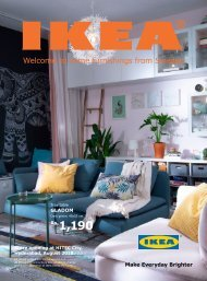 2018 Ikea Catalog Press Kit