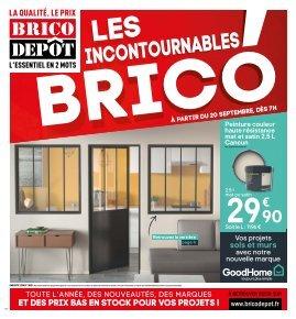 brico depot catalogue et promos en cours