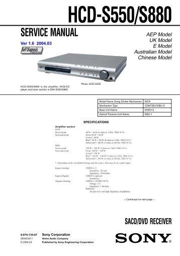SERVICE MANUAL  Diagramas Gratis  Diagramas electronicos