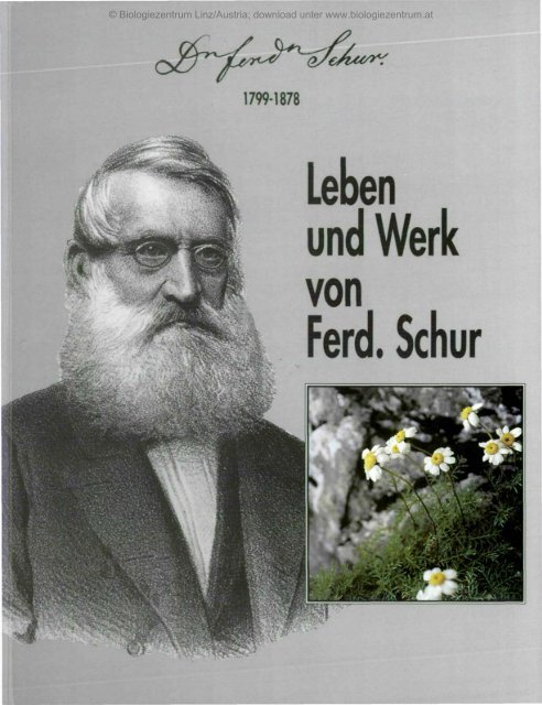 Leben Und Werk Ferd Schur