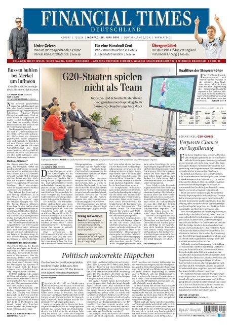 Download Financial Times Deutschland
