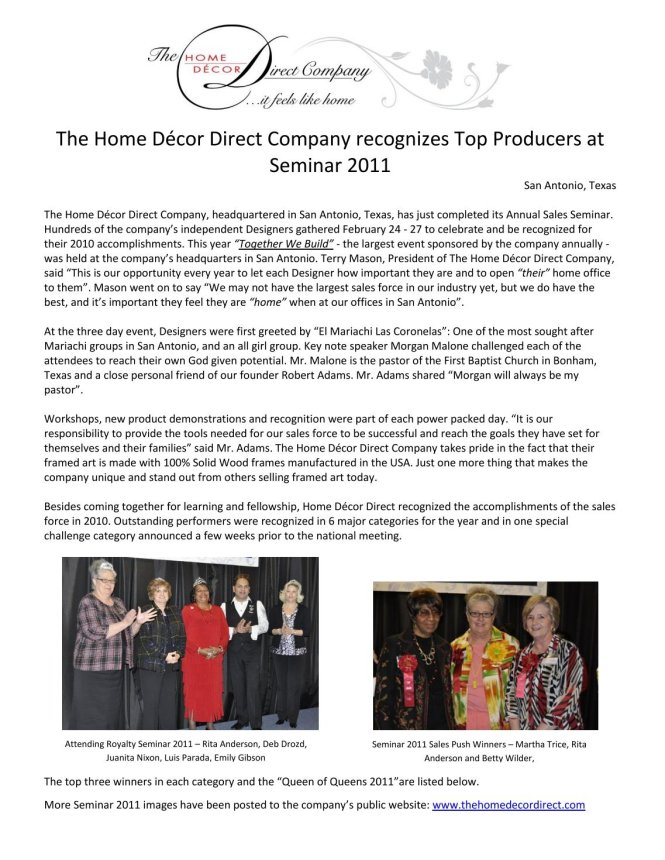 Home Decor Direct S Companies All About 2017