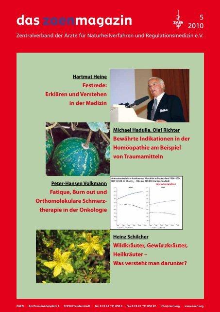 Das Zaenmagazin Ortho Bio Med Centro Di Cura Specialistico