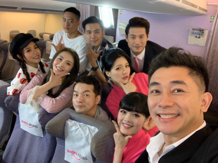 #129 [空姐日誌] 來和戲說台灣合作吧
