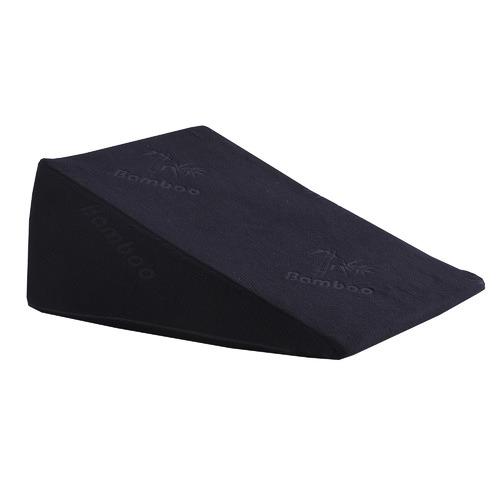 veda gel memory foam wedge pillow