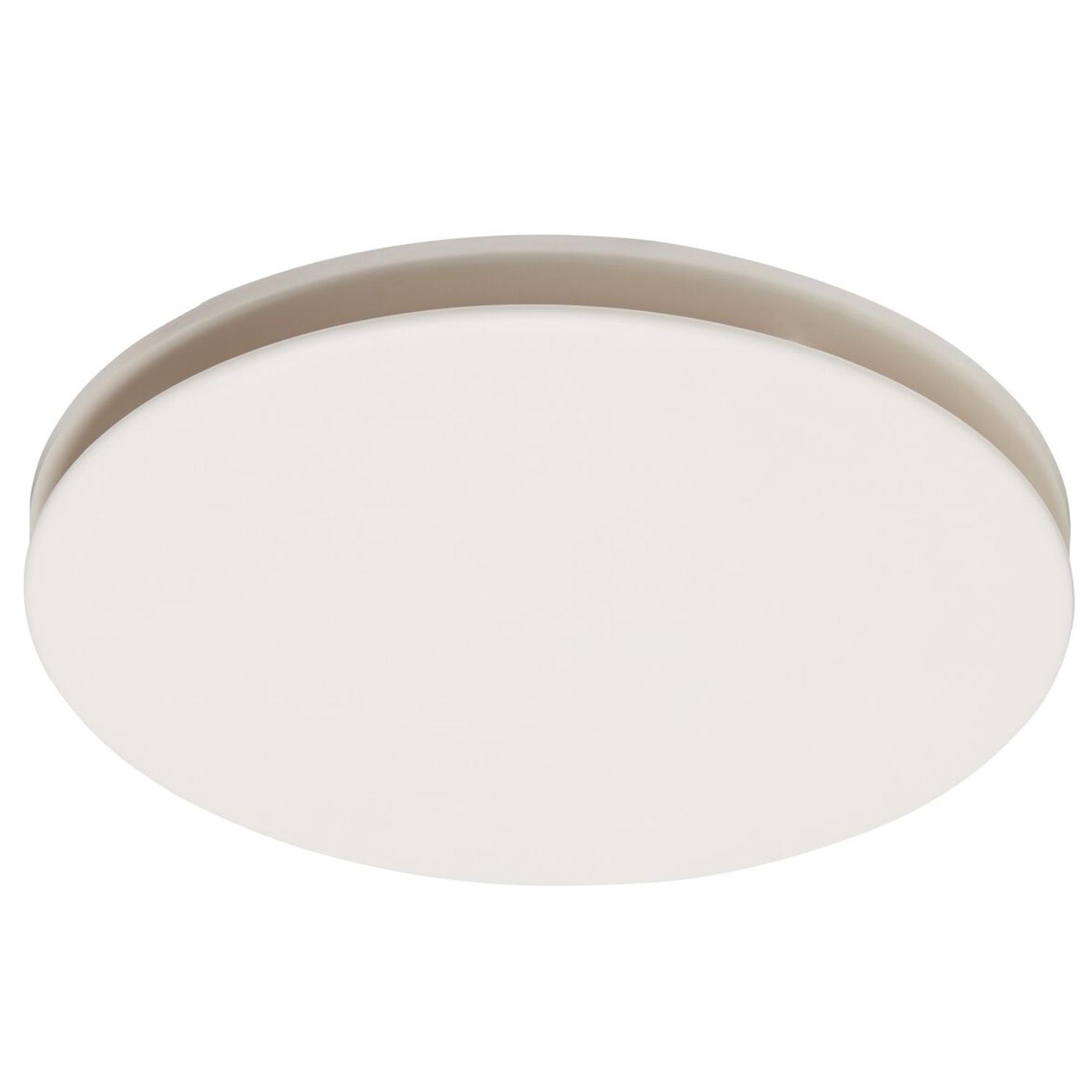 white flow round bathroom exhaust fan