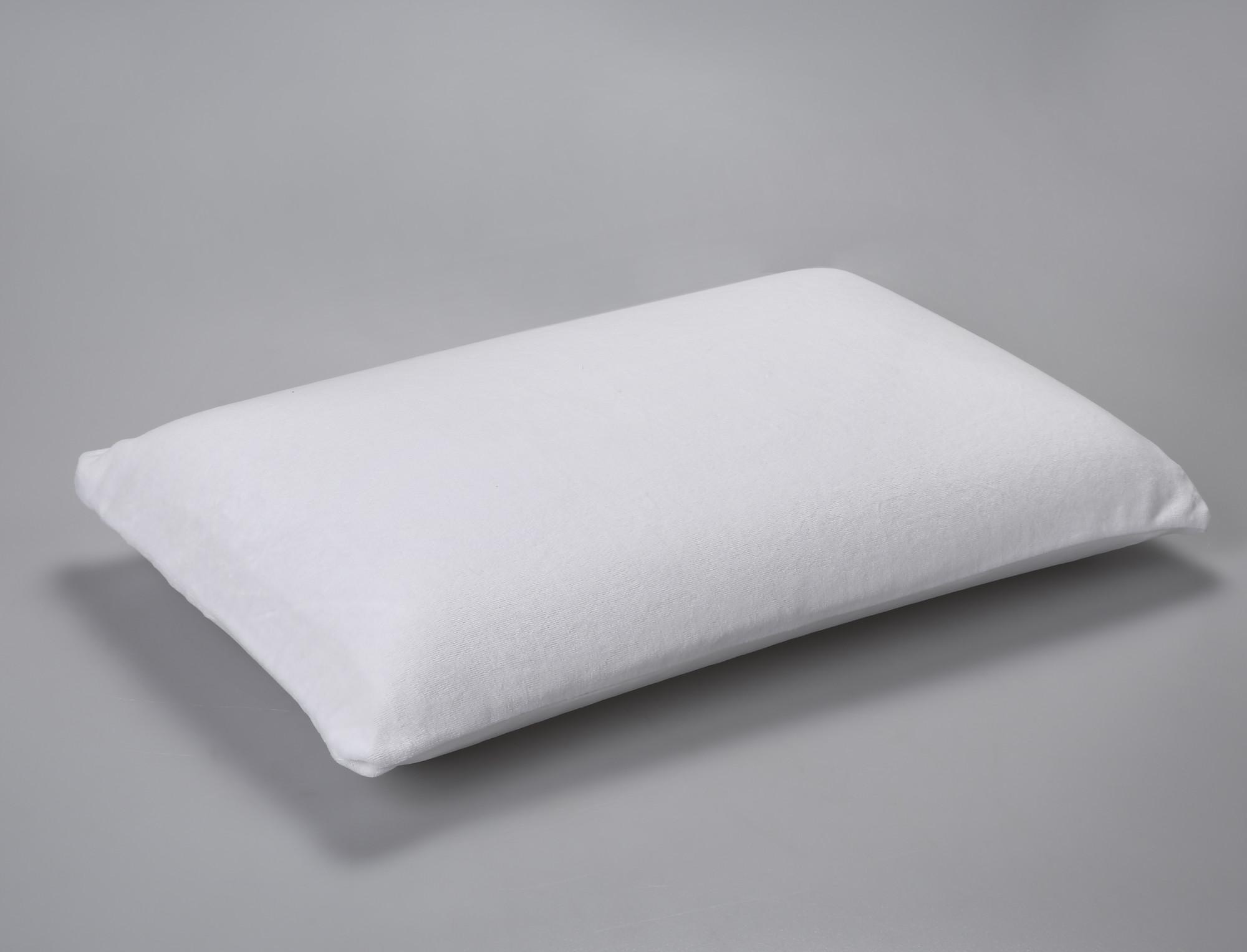 sleep easy kids pillow low profile soft feel talalay latex pillow