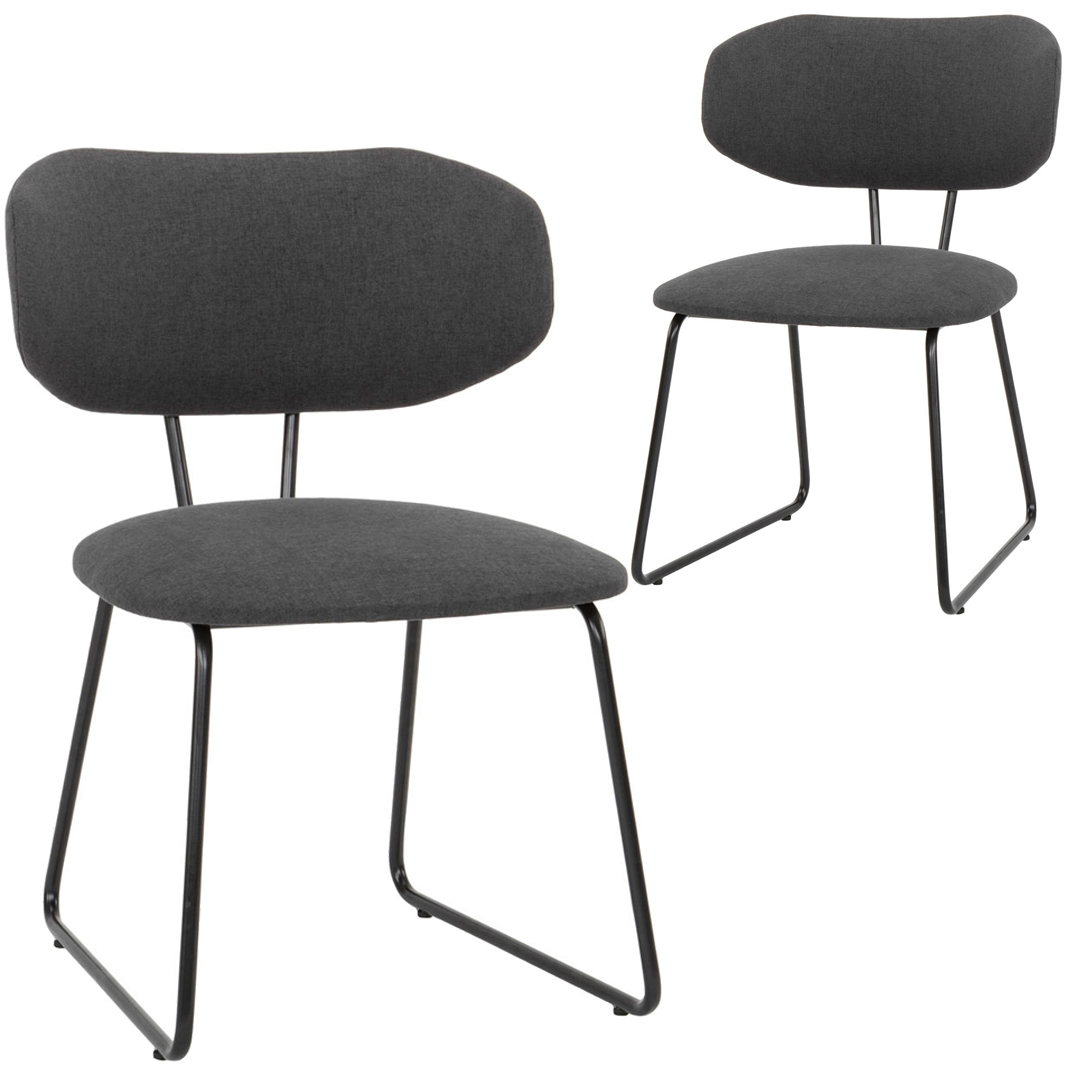 Mason Contemporary Dining Chairs Temple Webster
