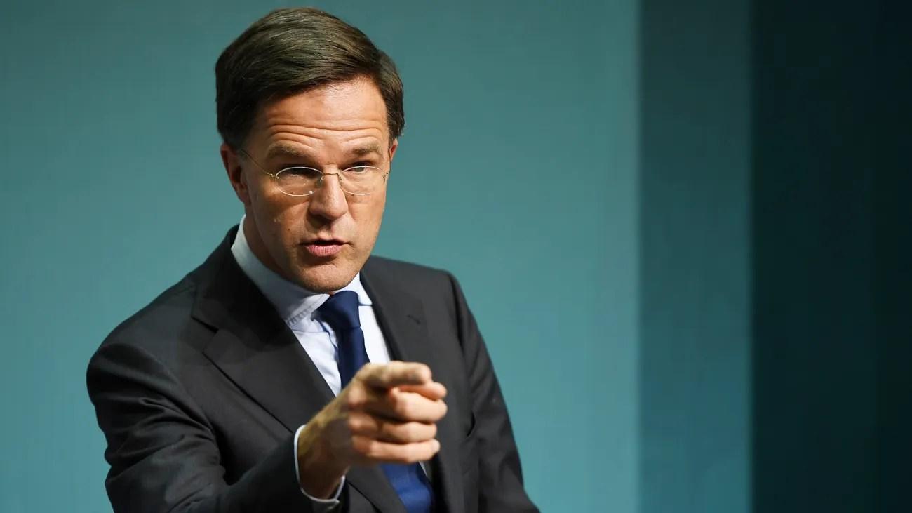 niederlande misstrauensantrag gegen