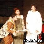 В Житомирском театре прошел премьерный спектакль «Чудо святого Антонія». ФОТО