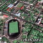 Google Earth обновил изображения Житомира и окрестностей. ФОТО