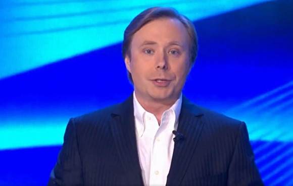 Глава телевизионного объединения АМиК Александр Масляков-младший Скриншот