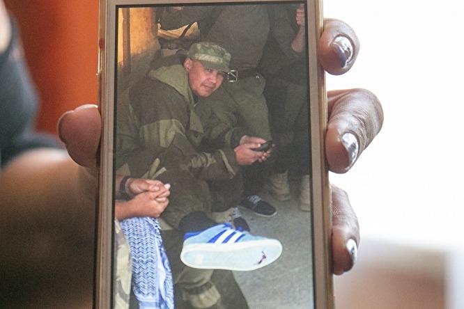 Бұрынғы арнайы арнайы күштер Асбест Игорь Босифуров, оның есімі 7 ақпанда Сирияда қаза тапқандардың тізімінде пайда болды