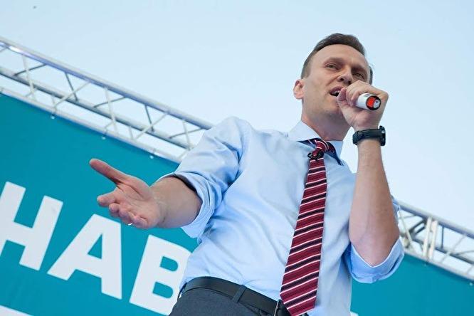 """Алексей Навальный призвал участвовать в """"Умном голосовании"""""""