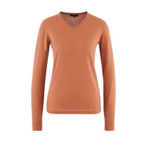 Piuma long-sleeved cashmere pullover