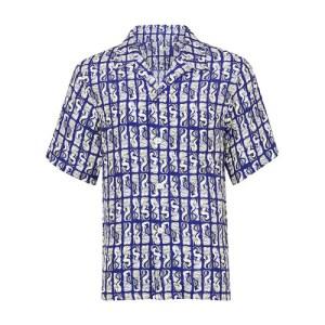 Mermaid Casual short-sleeved shirt