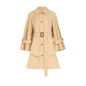 x JW Anderson - Dungeness coat